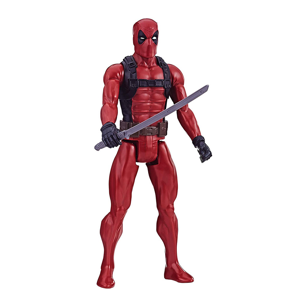 Muñeco de Deadpool Titan Hero