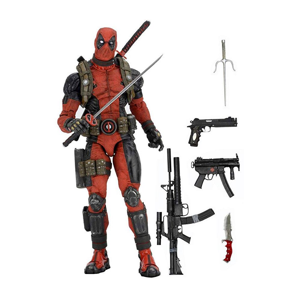 Muñeco de Deadpool de NECA