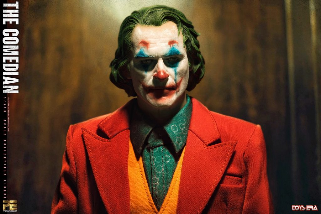 Muñeco del Joker Joaquin Phoenix 2019