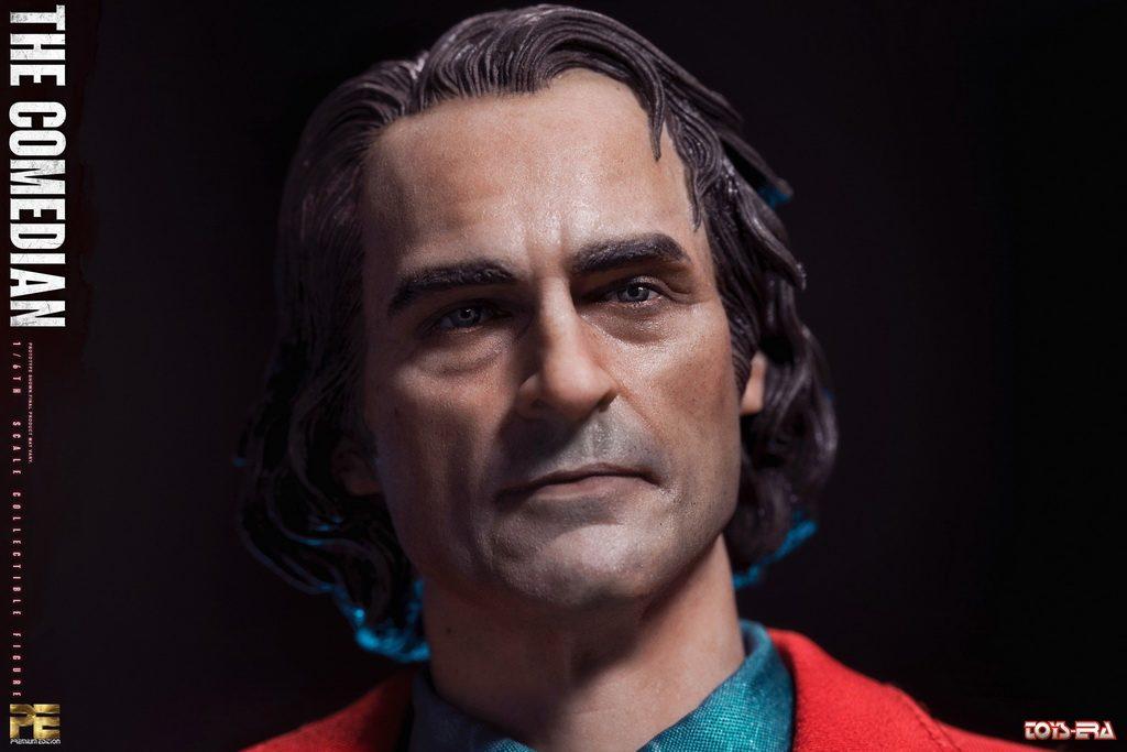 Muñeco Joker Arthur Peck Joaquin Phoenix