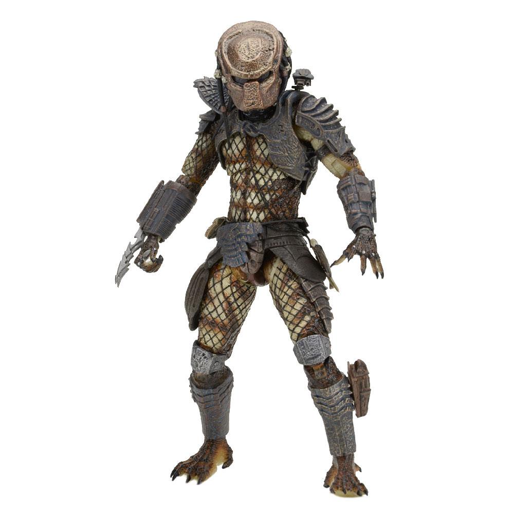 Muñeco de Depredador City Hunter