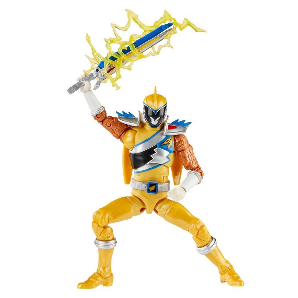 Muñeco Dino Charge Gold Ranger