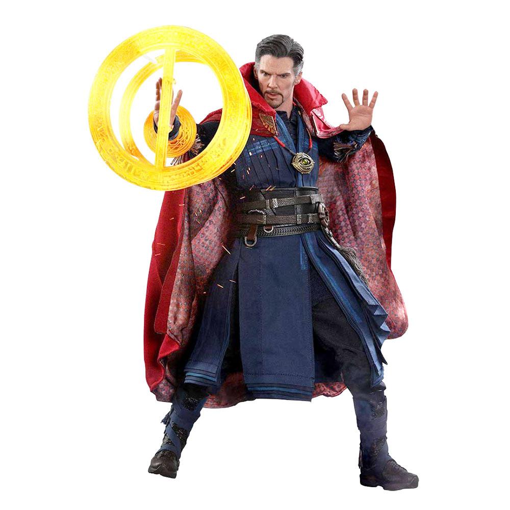 Muñeco Dr. Strange de Hot Toys Sideshow