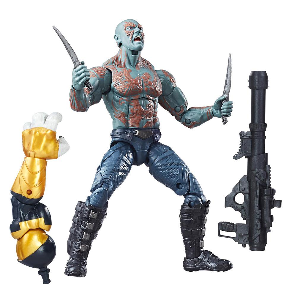 Muñeco Drax Marvel Legends