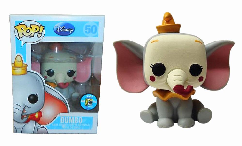 Muñeco Dumbo Payaso de Funko Pop