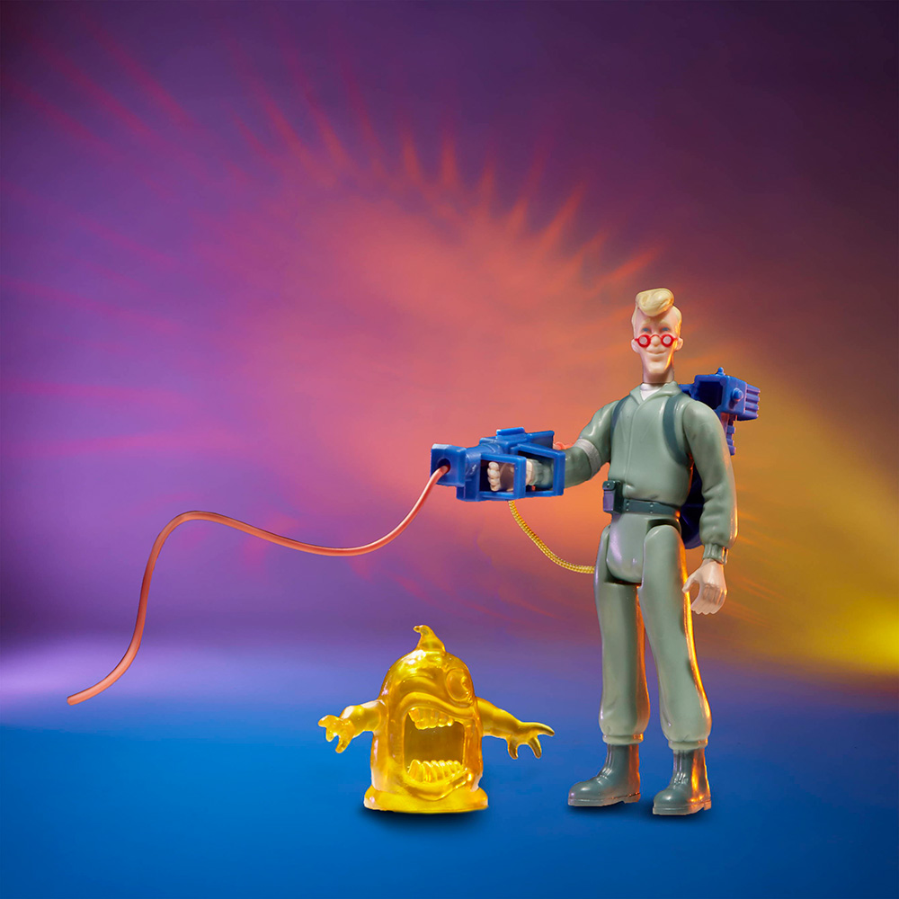 Muñeco de Egon Spengler - Cazafantasmas Kenner Classics