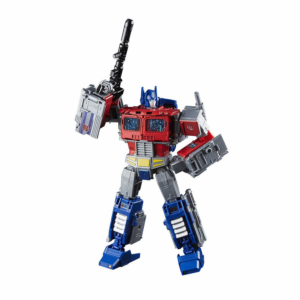 Muñeco Evolution Optimus Prime
