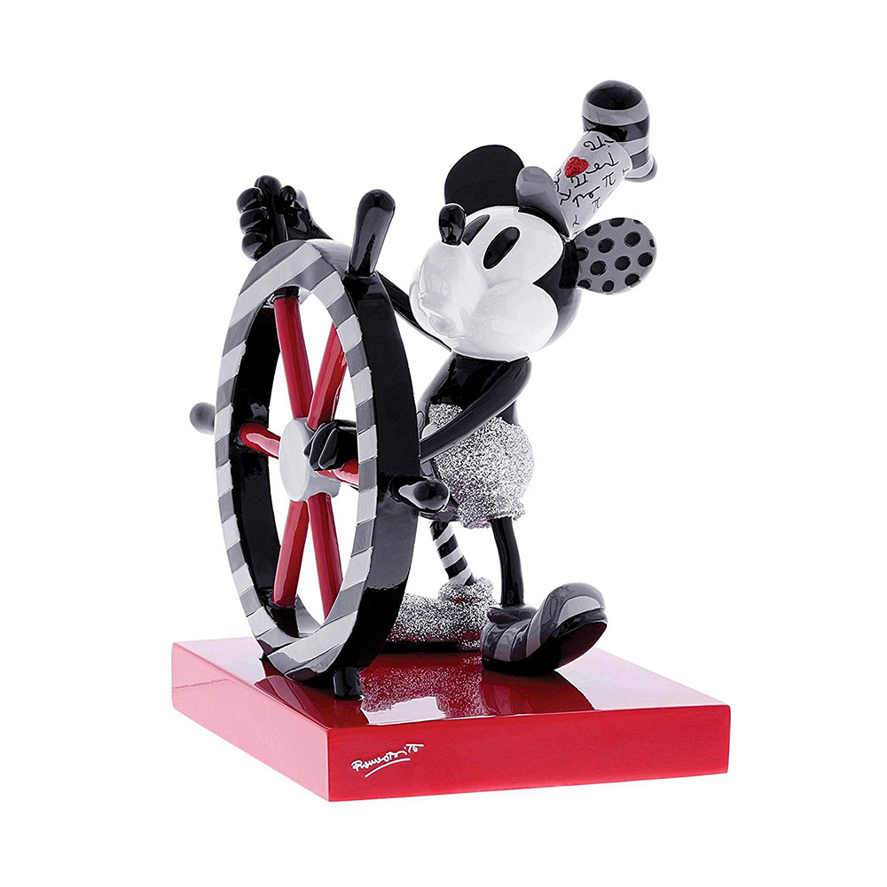 Muñeco de Mickey Mouse Steamboat Willie