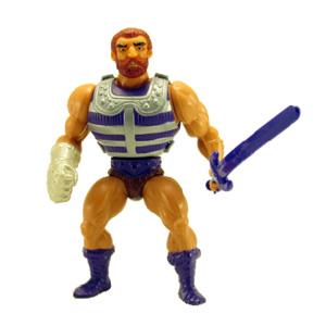 Muñeco de Fisto He-Man vintage