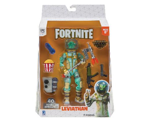 Muñeco de Fortnite Jazwares Legendary Series Leviathan