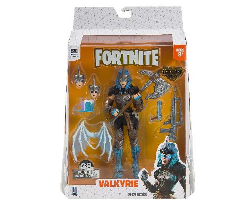 Muñeco de Fortnite Jazwares Legendary Series Valkyrie