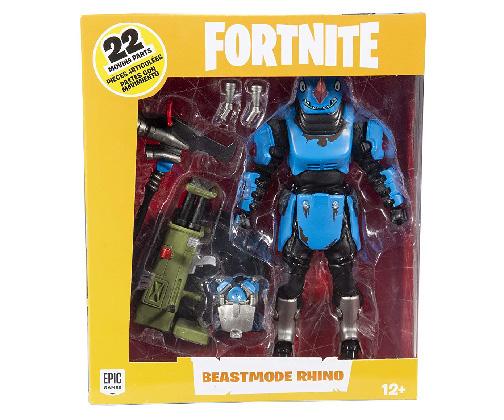 Muñeco de Fortnite McFarlane Beastmode Rhino