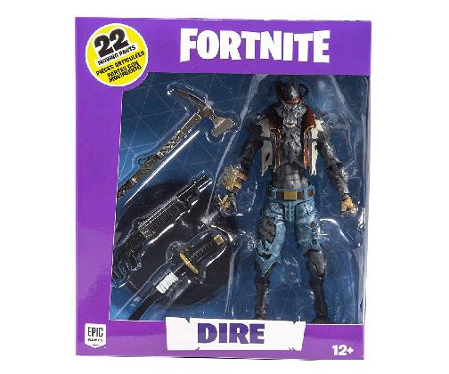 Muñeco de Fortnite McFarlane Dire