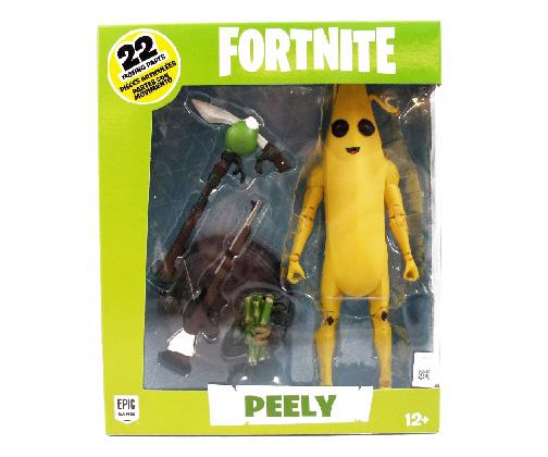 Muñeco de Fortnite McFarlane Peely