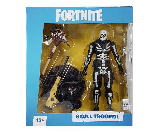 Muñeco de Fortnite McFarlane Skull Trooper