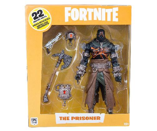 Muñeco de Fortnite McFarlane The Prisoner