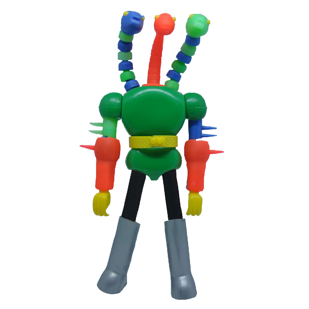 Muñeco de Gelbros J3 Mazinger Playful