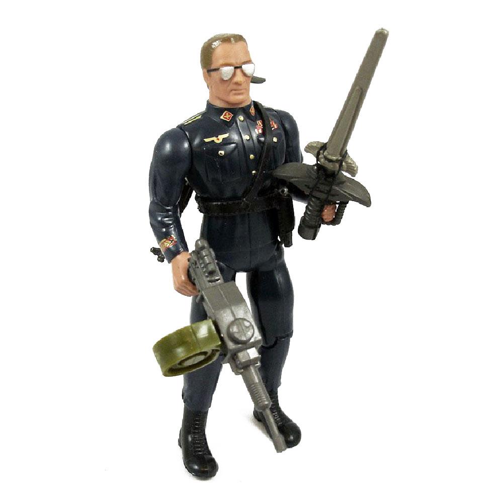Muñeco del General Warhawk - Rambo