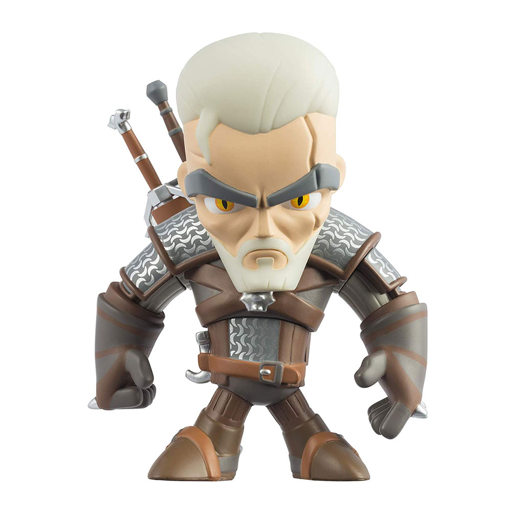 Muñeco Geralt The Witcher Jinx