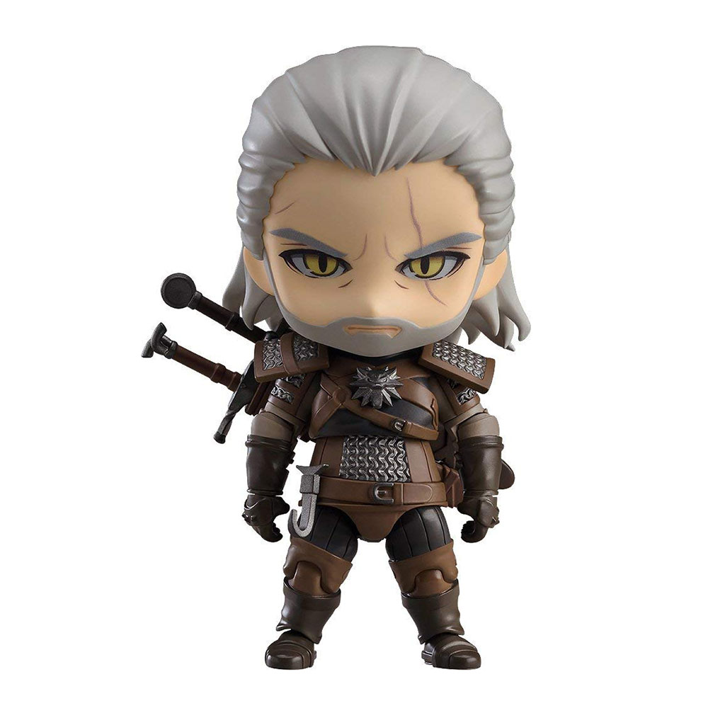 Muñeco Geralt The Witcher Nendoroid