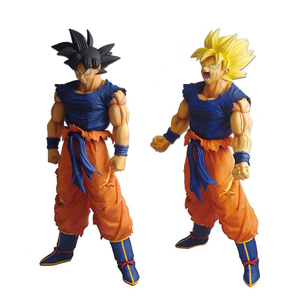 Muñeco de Goku Super Legend Battle