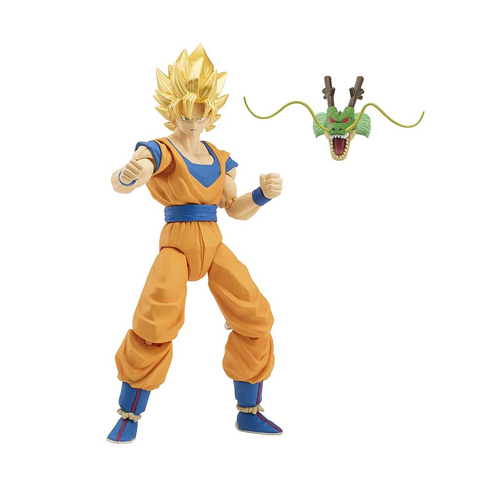 Muñeco de Goku Super Saiyan Dragon Stars