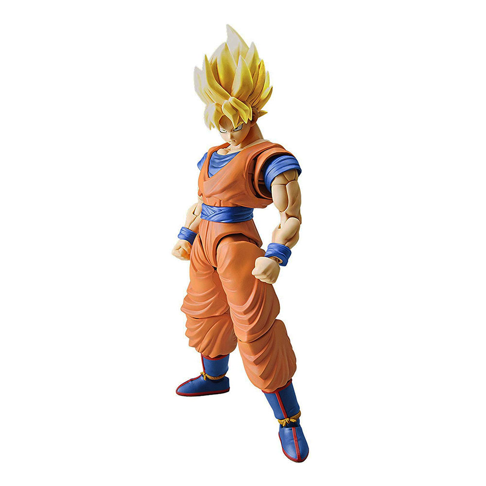 Muñeco de Goku Super Saiyan Figu-Rise Bandai