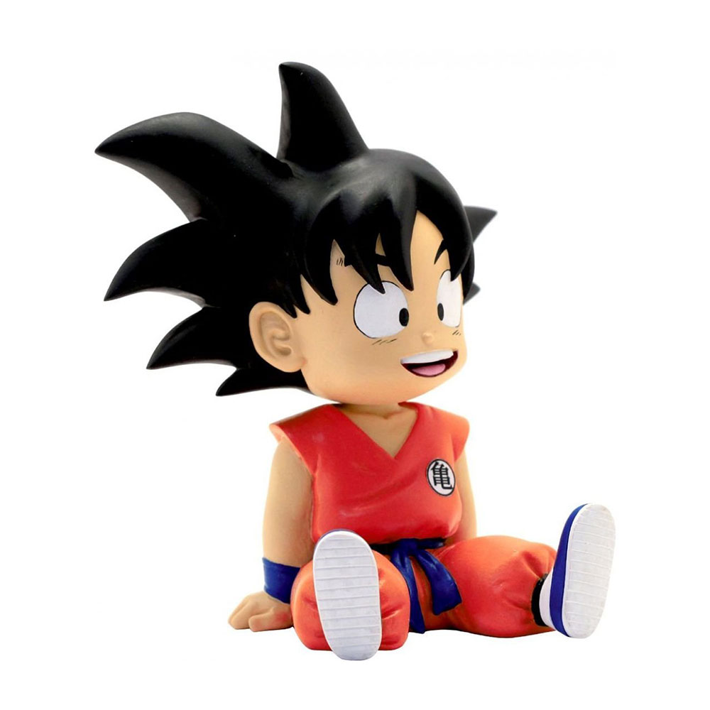 Muñeco de Goku niño