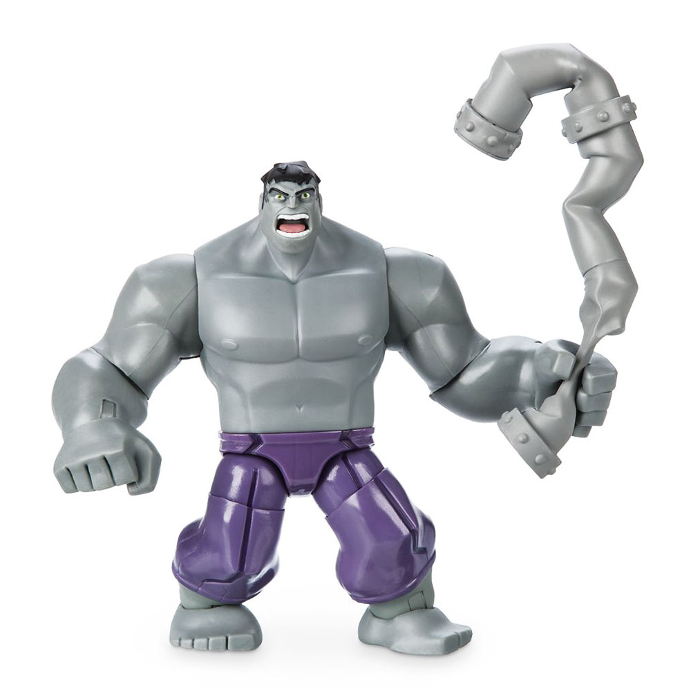 Muñeco de Gray Hulk Marvel Toybox
