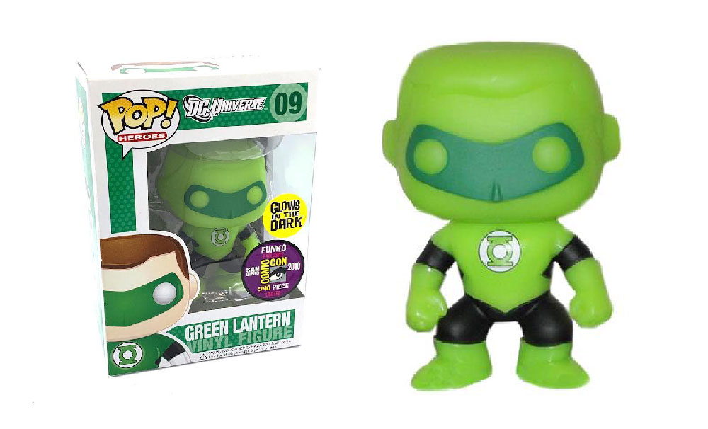 Muñeco Green Lantern de Funko Pop