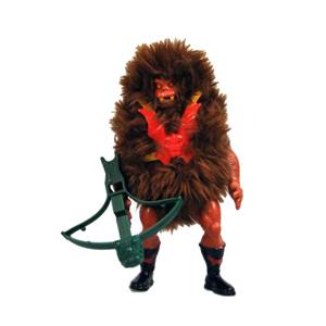 Muñeco de Grizzlor He-Man MOTU vintage