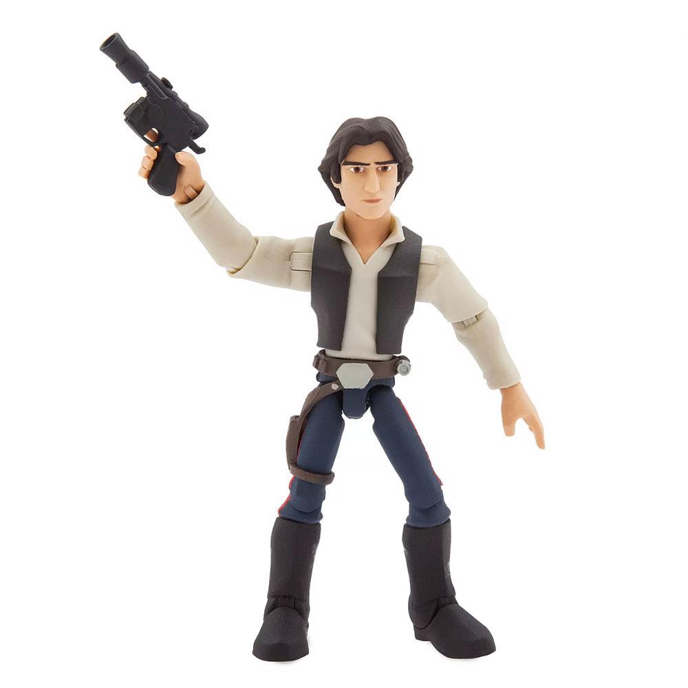 Muñeco de Han Solo Star Wars Toybox