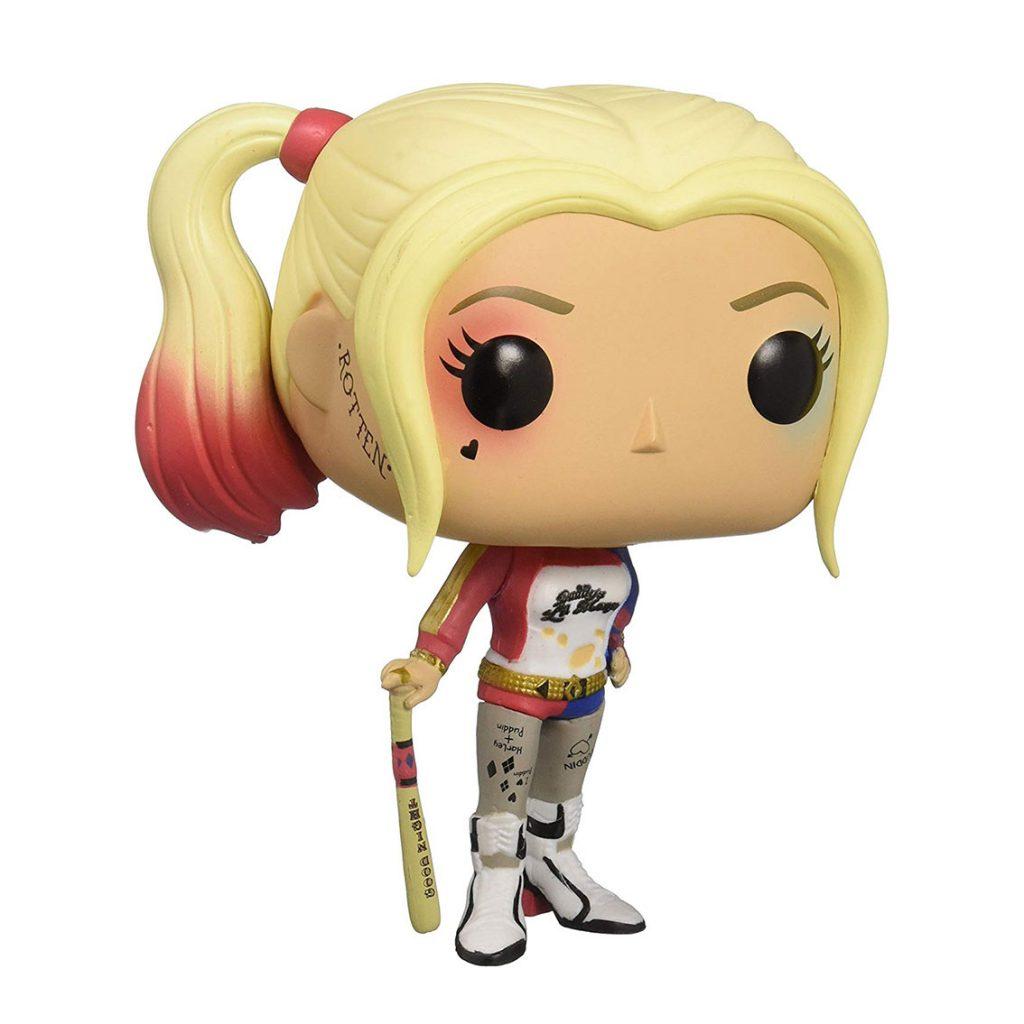 Muñeco de Harley Quinn Funko Pop