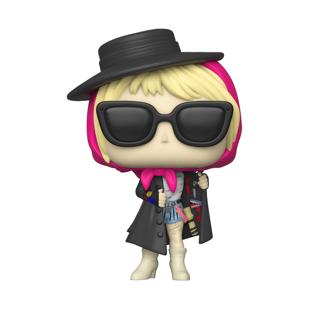 Muñeco Harley Quinn Incognito Birds of Prey Funko Pop