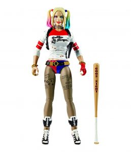 Muñeco de Harley Quinn Suicide Squad DC Comics Multiverse