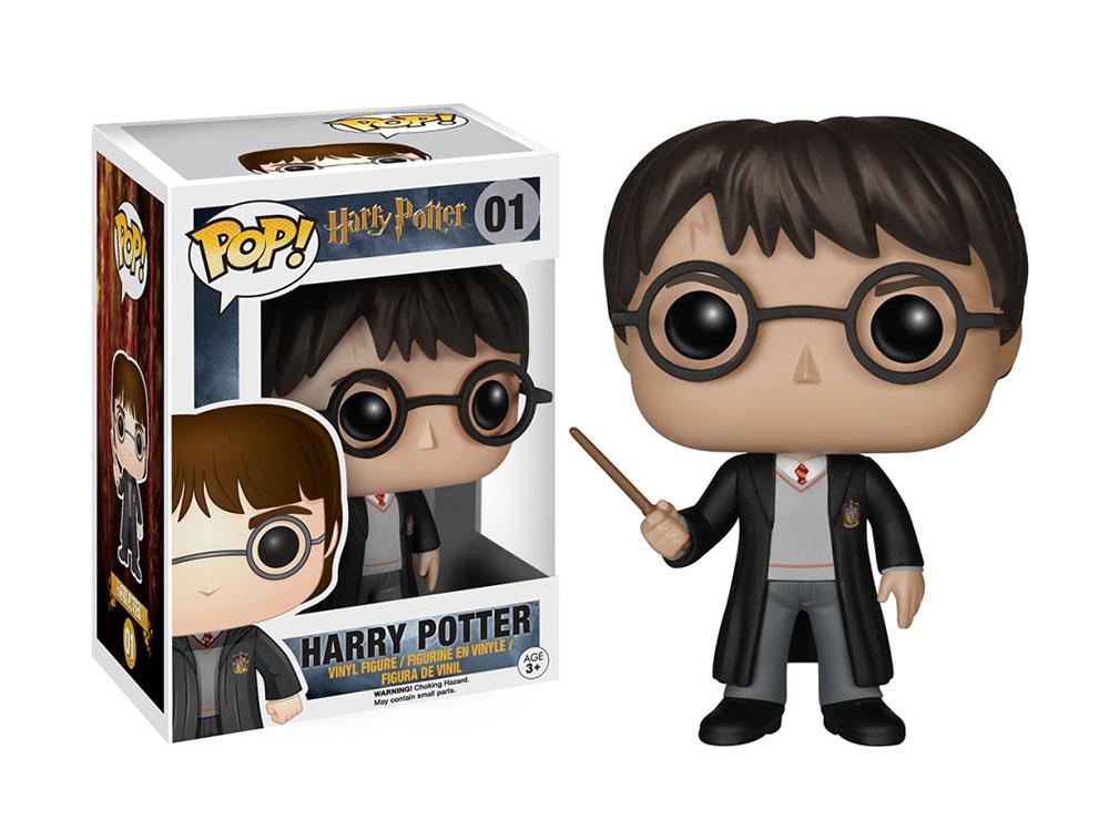 Muñeco de Harry Potter Funko Pop