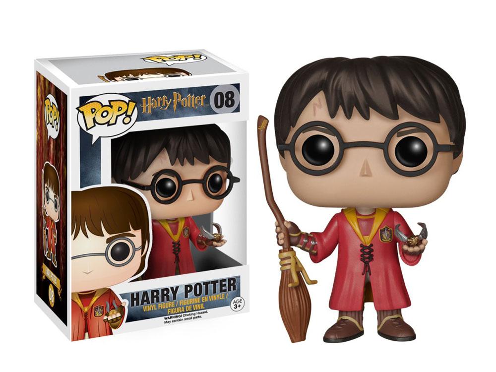 Muñeco Harry Potter Quidditch Funko Pop