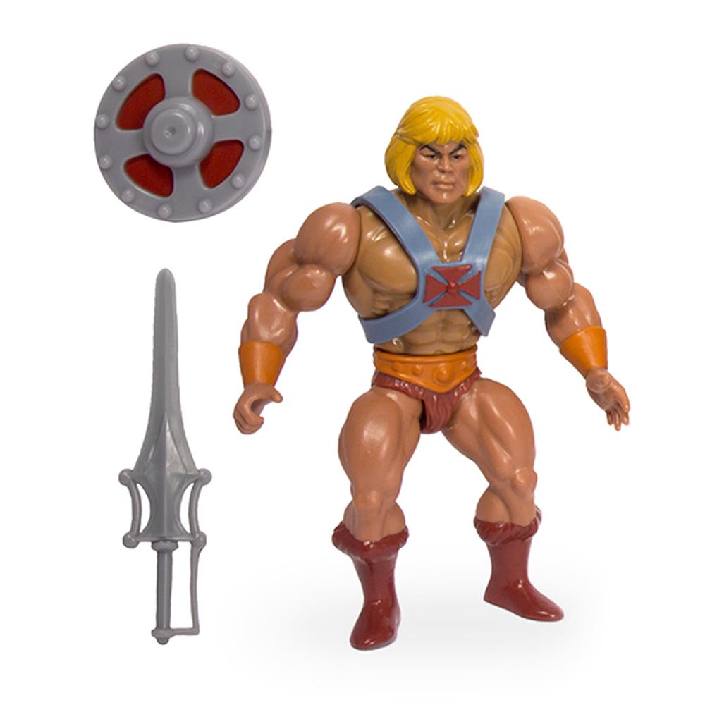 Muñeco de He-Man Super7 The Vintage Collection