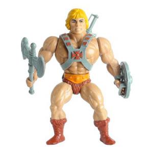 Muñeco de He-Man vintage