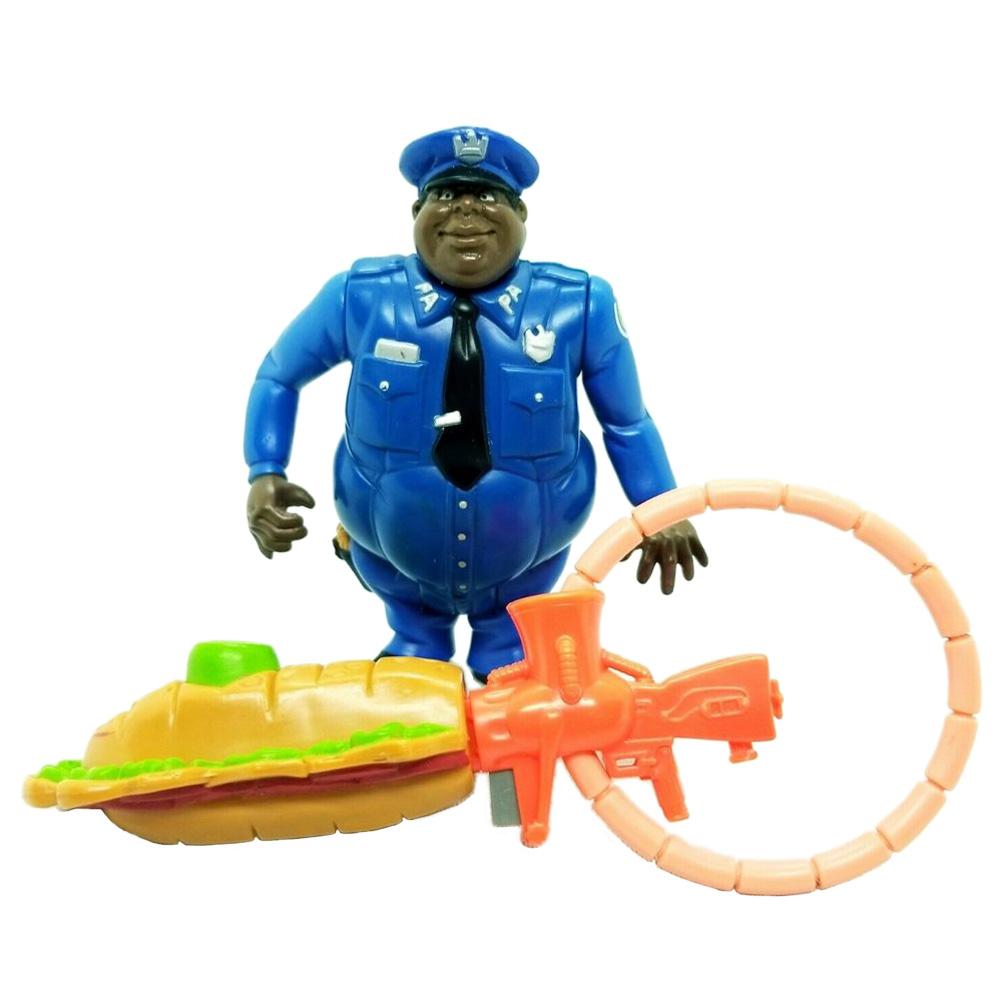 Muñeco de House Locademia de Policía