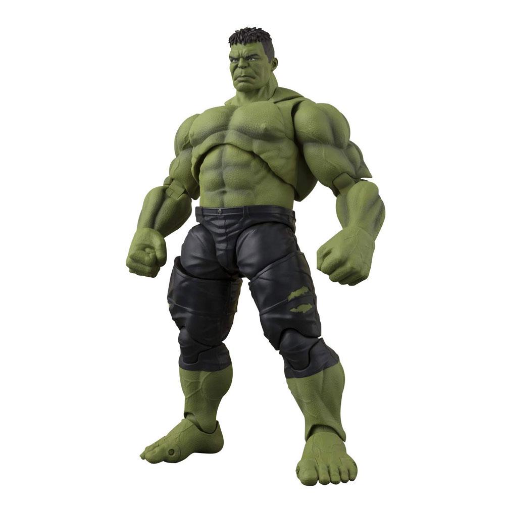 Muñeco de Hulk Bandai