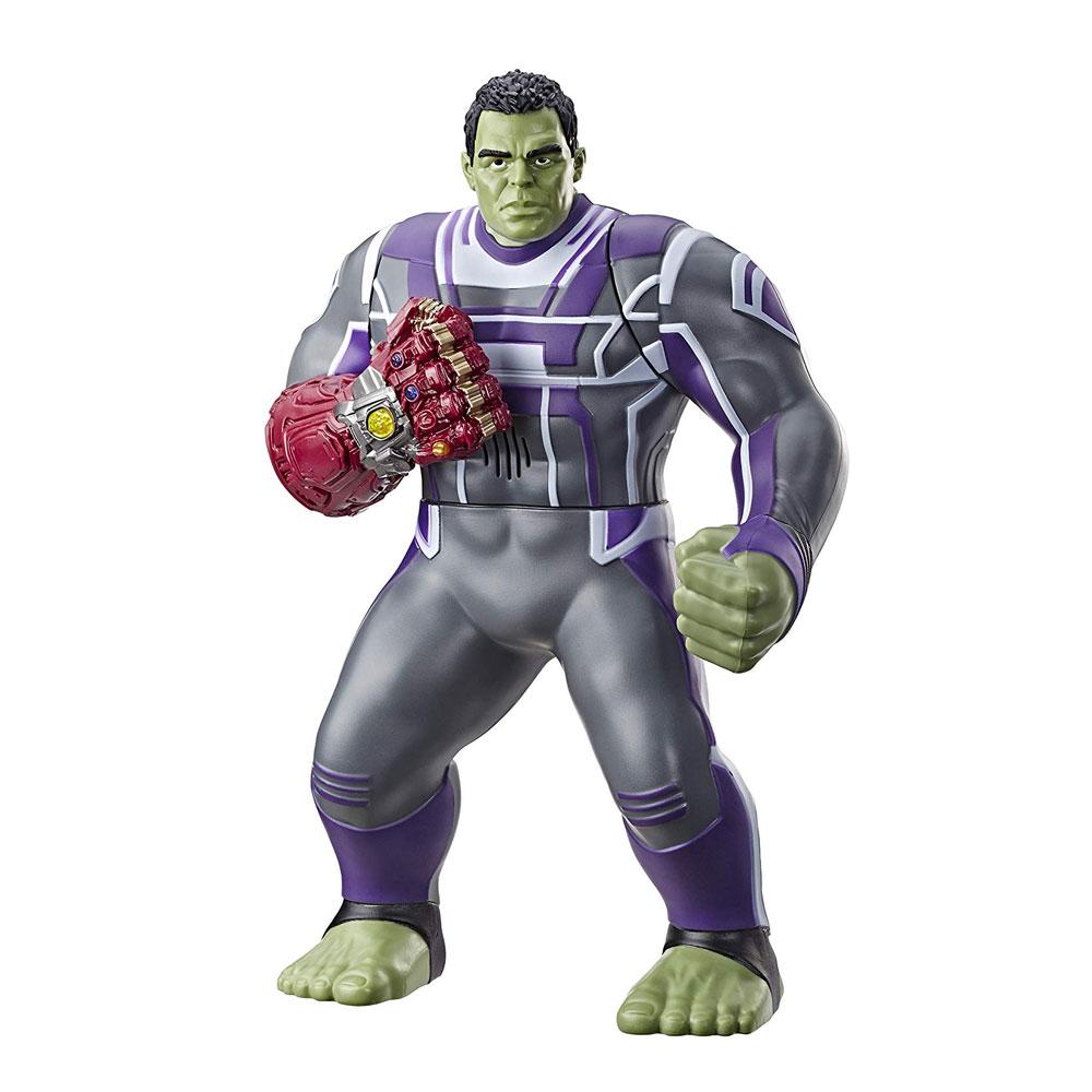 Muñeco Hulk electrónico