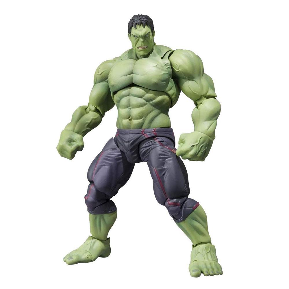 Muñeco de Hulk S.H. Figuarts Bandai