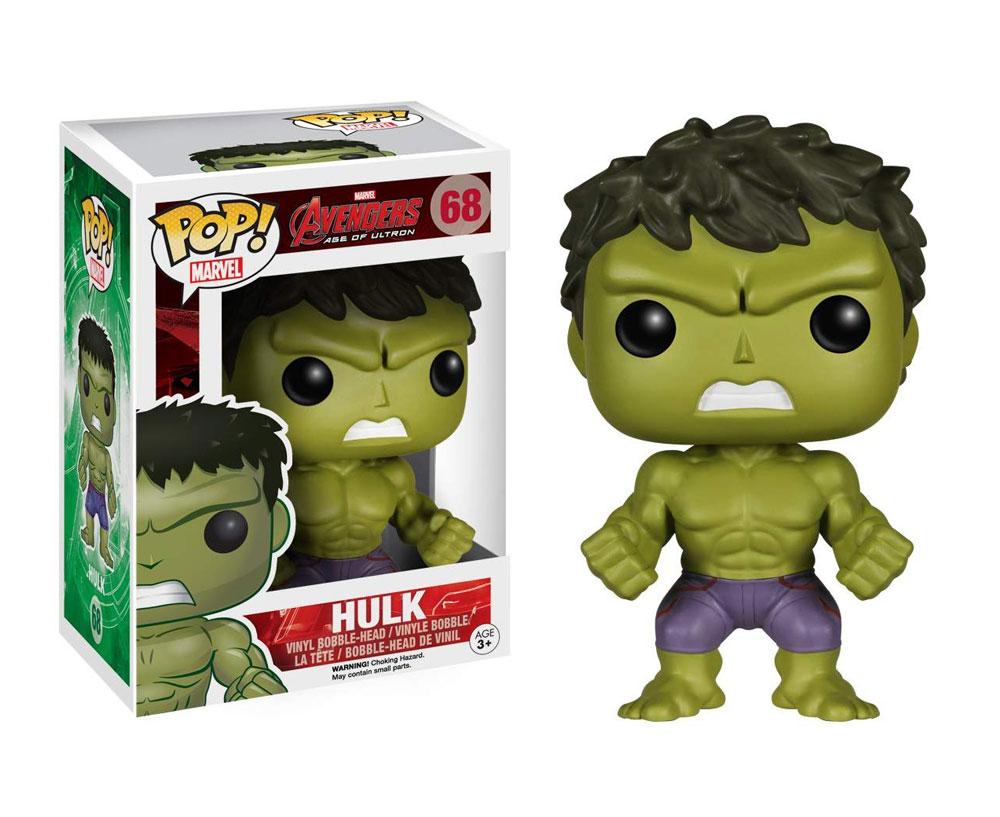 Muñeco Hulk Funko Pop