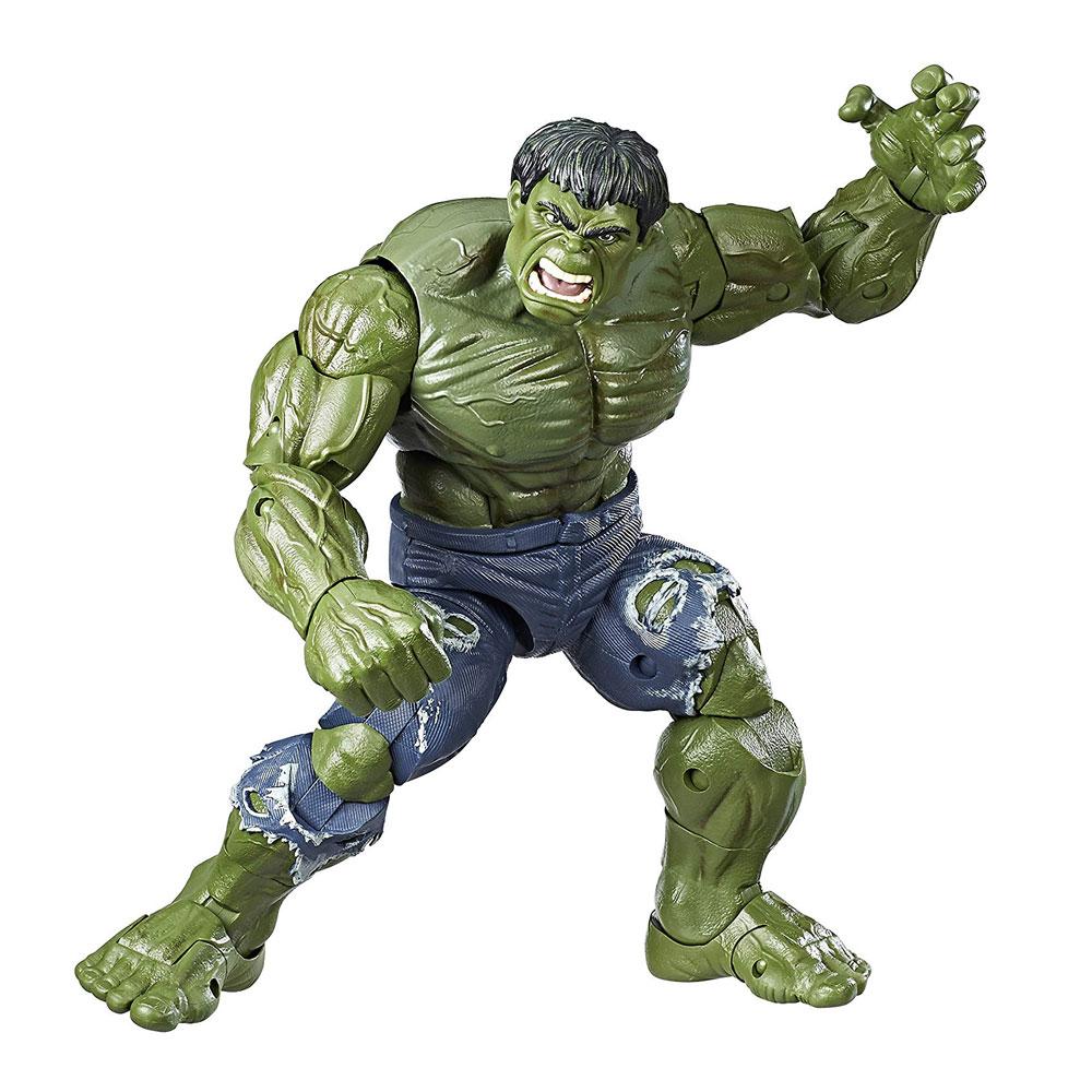 Muñeco Hulk Marvel Legends