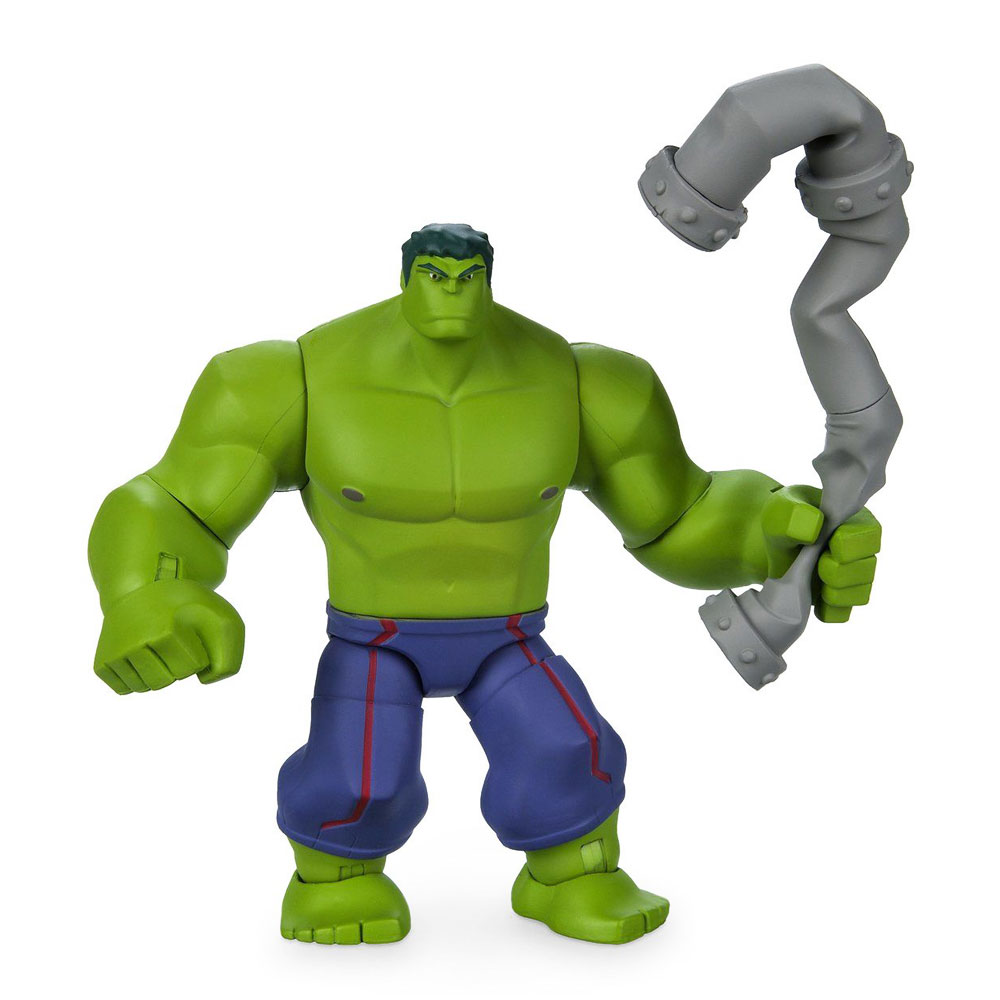 Muñeco de Hulk Marvel Toybox