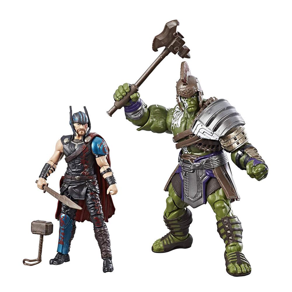 Muñeco Hulk Thor Ragnarok