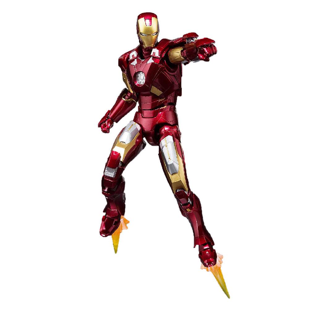 Muñeco de Iron Man Tamashii Nations Bandai