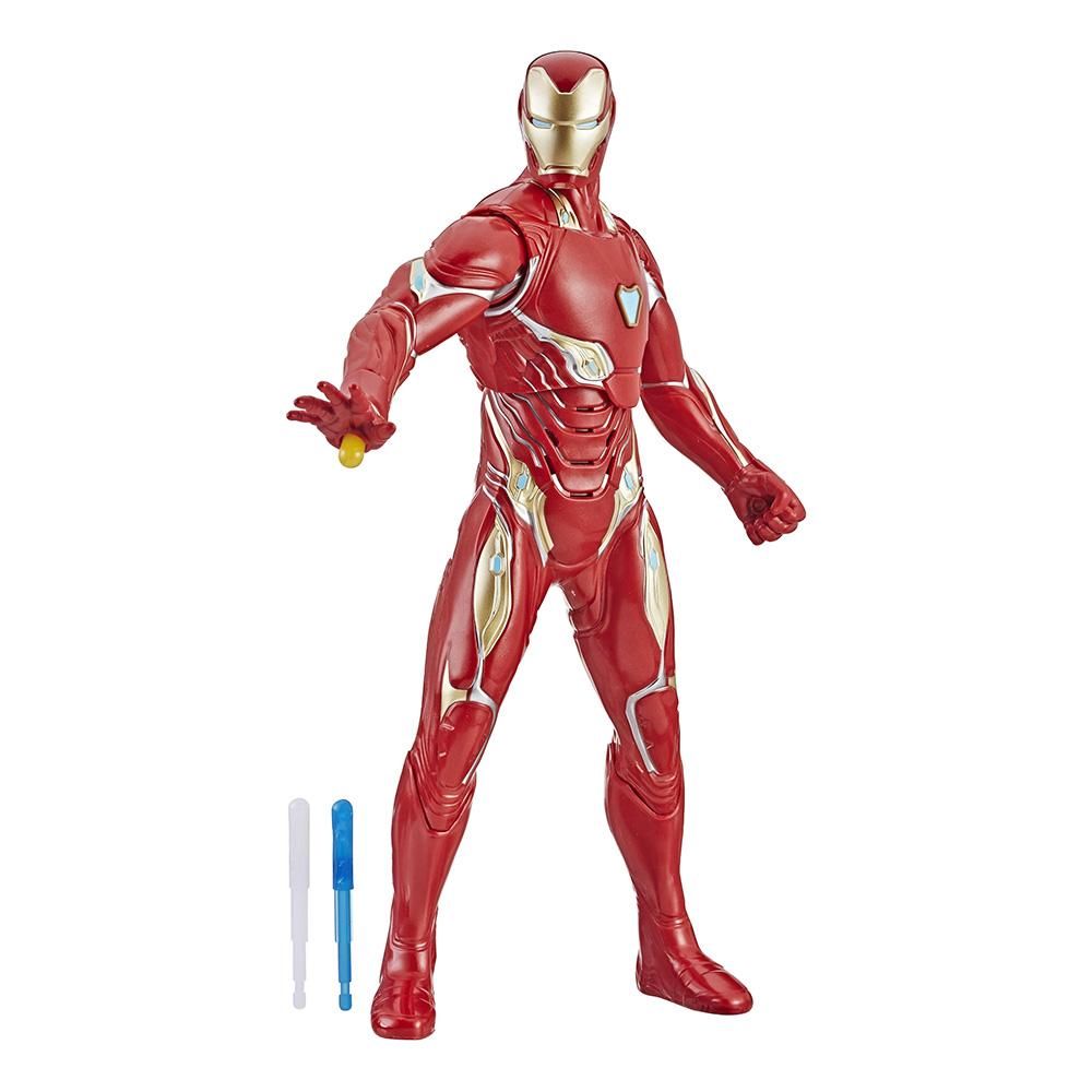 Muñeco de Iron Man Titan Hero Avengers