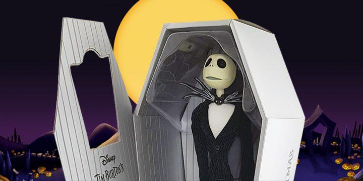 Muñeco de Jack Skellington – El Extraño Mundo de Jack